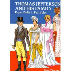 Thomas Jefferson and his family. Tom Tierney