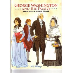 George Washington and his family. Tom Tierney