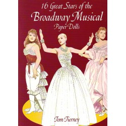 16 Great Stars of the Broadway Musical, Tom Tierney