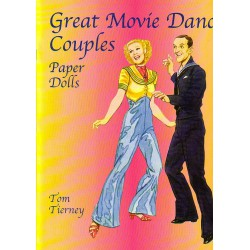 Great Movie Dance Couples, Tom Tierney