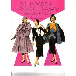 Schiaparelli fashion review. Tom Tierney