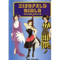 Ziegfeld Girls. Tom Tierney