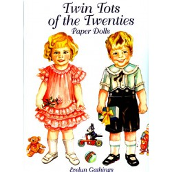 Twin Tots of the Twenties, Evelyn Gathings