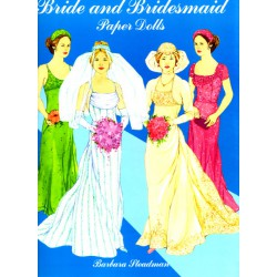 Bride and Bridesmaid, Barbara Steadman