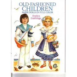 OLD-FASHIONED CHILDREN, Evelyn Gathings