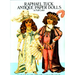 Raphael Tuck, Antique paper dolls