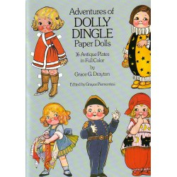 Adventures of Dolly Dingle. Grace Drayton
