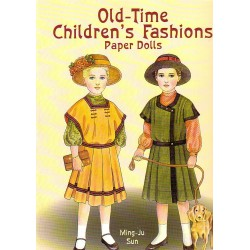 Old Time Children´s Fashions. Ming Ju Sun
