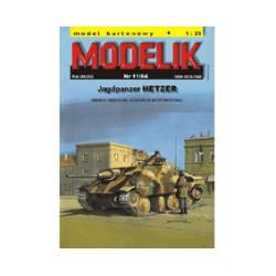 Jagdpanzer 38 (t) Hetzer 1:25