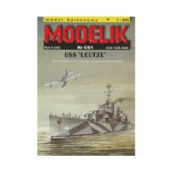 USS Leutze 1:200