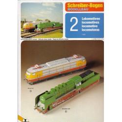 2 locomotoras, 1:45