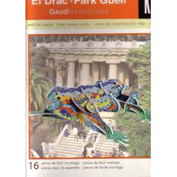 EL DRAC, PARK GÜELL, GAUDÍ BARCELONA, Montable