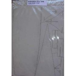 SARATOGA, Laser frames, GPM, 1:200