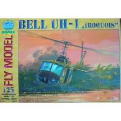 "BELL UH-1 ""IROQUOIS"", 1:33, GOMIX."