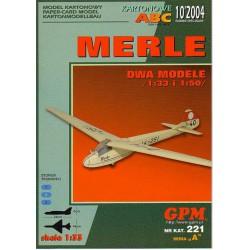 MERLE, GPM, 1:33