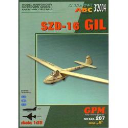 SZD-16 GIL, GPM, 1:33