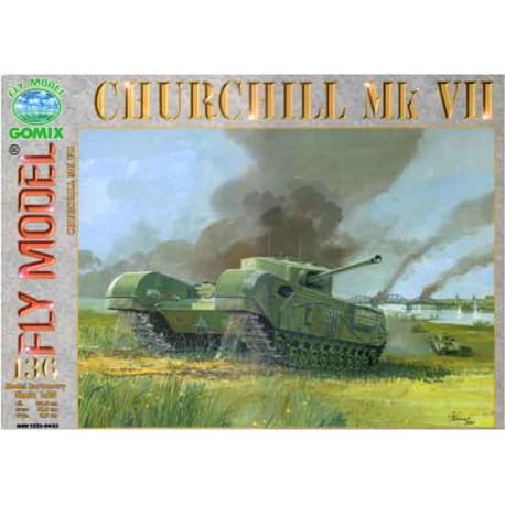 Churchill Mk. VII, A3, 1:25