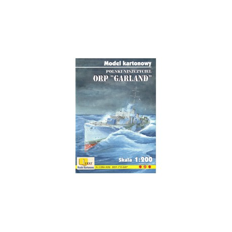 "ORP ""GARLAND"" 1:200"