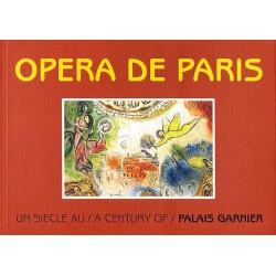 Ópera de París, Un siglo del Palais Garnier
