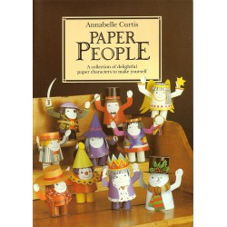 Paper People, 14 personajes.