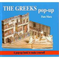 The Greeks Pop-up. Pam Mara