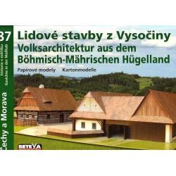 Vernacular architecture from highlands , Betexa, 1:87