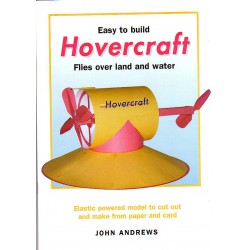 Easy to build, Hovercraft, John Andrews