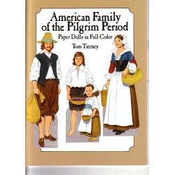 American family of the Pilgrim Period, Tom Tierney