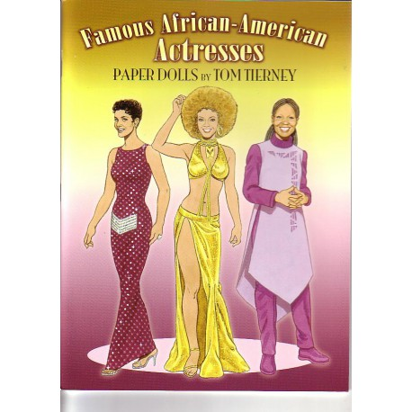 famous africanamerican actresses tom tierney papel3d