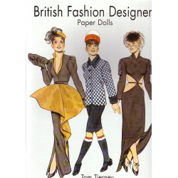 British Fashion Designers, Tom Tierney