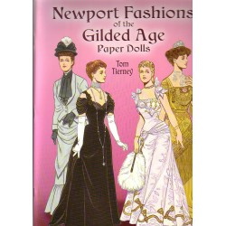 Newport Fashions of the Gilded Age, Tom Tierney