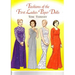 Fashions of the First Ladies, Tom Tierney