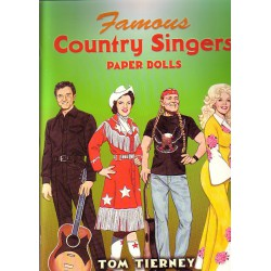 Famous Country Singers, Tom Tierney