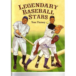 Legendary Baseball Stars, Tom Tierney