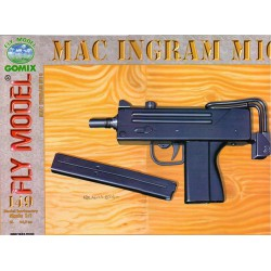 MAC INGRAM M10, 1:1, GOMIX