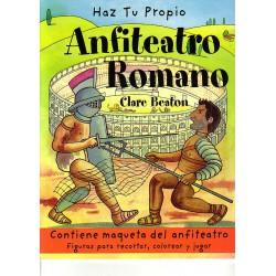 Haz tu propio Anfiteatro Romano, Clare Beaton