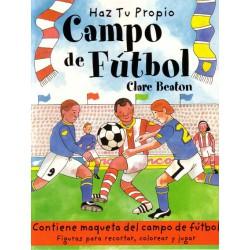 Haz tu propio campo de fútbol, Clare Beaton