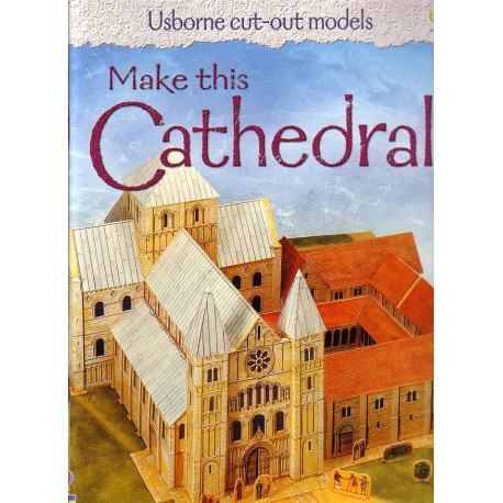 Make this Cathedral. Construye esta catedral