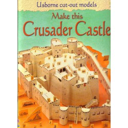 Make this Crusader Castle. Construye este castillo de las cruzad