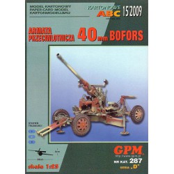 Bofors 40 mm, 1:25, GPM.