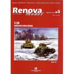 T-24, 1:25, Renova