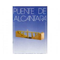 Puente de Alcántara, monumentos recortables