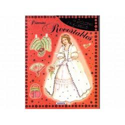 Princesas Recortables: La Princesa y el guisante.