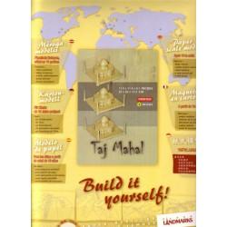 Taj Mahal, Paper Landmarks, Plata