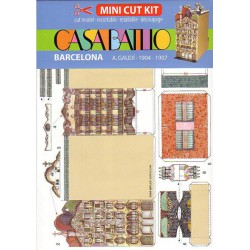 CASA BATLLÓ, Mini Cut Kit