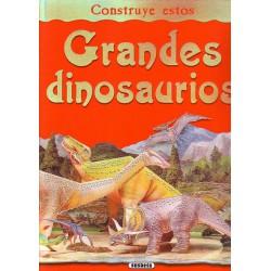 Construye estos Dinosaurios.
