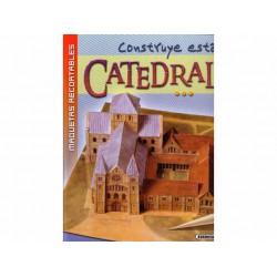 MAquetas recortables, construye esta Catedral.