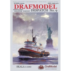 DESPATCH. 1:100, DRAFMODEL