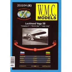 LOCKHEED VEGA 5B. WMC Models, 1:33