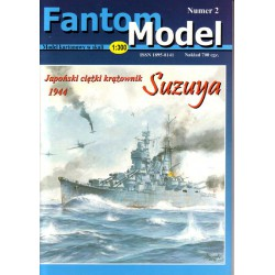 SUZUYA, 1944, Fantom model, 1:300